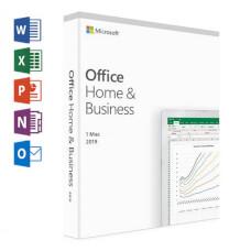 Microsoft Office Home & Business 2019 Hebrew MAC