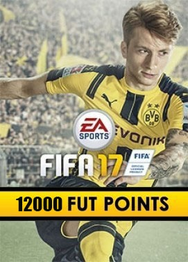FIFA 17 - 12000 FUT Points