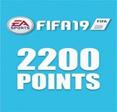 FIFA 19 - 2200 FUT נקודות