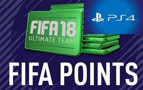 FIFA 18 - 2200 נקודות FUT