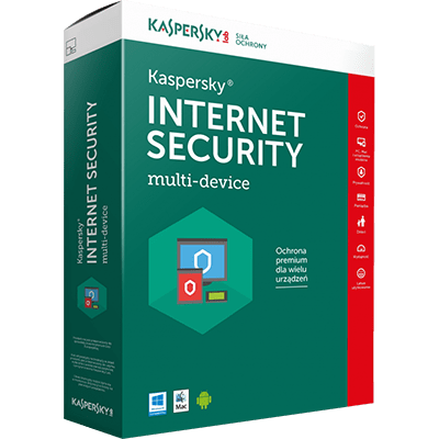 Kaspersky Internet Security Multi Device 2017 For 3 PC